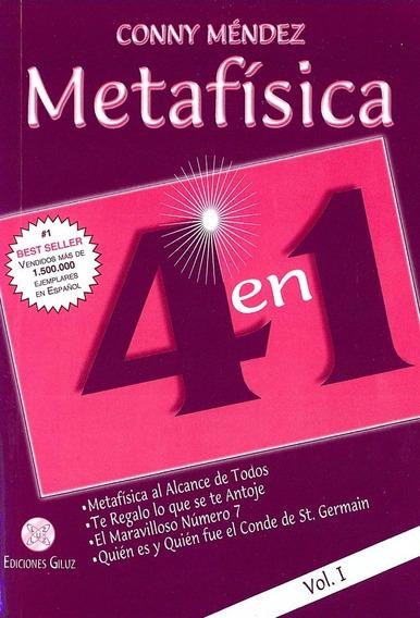 Metafísica 4 En 1. Vol. I