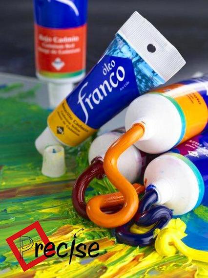 Pintura Al Oleo Franco Arte