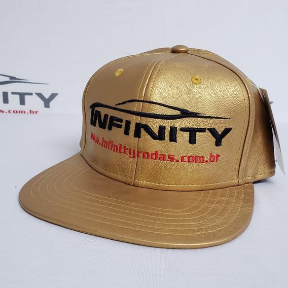 Boné Infinity Rodas Aba Reta Snap Back Nike Hurley Ny 3030