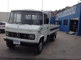 Mercedes-benz Mb 708 Carroceria 4,30 Mtros De Madeira