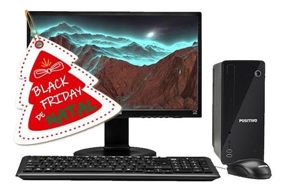 Computador Positivo Stilo Ds3515 Celeron 4gb Hd 320gb +wi-fi