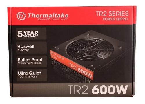 Fuente De Poder Thermaltake Tr2 600w