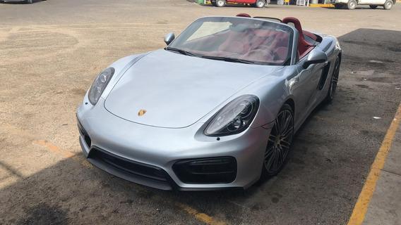 Porsche Boxster Gts 3.4 Pdk 2015