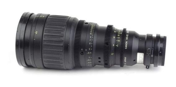 Lente Canon Hj21x7.5b-iii Kll-sc T2.1 7.5-158mm