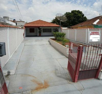 Boa Casa Térrea Vila Amélia Sp Zn - 18844-1