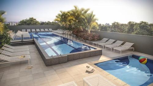 Apartamento À Venda, 66 M² Por R$ 567.000,00 - Belém - São Paulo/sp - Ap6698