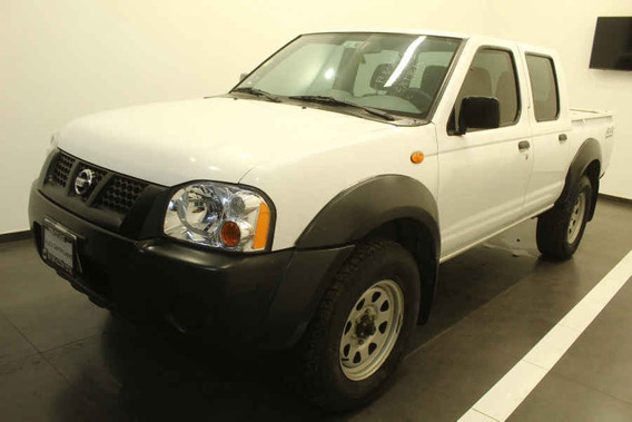 Nissan Np300 2012 4p Doble Cabina T/m 4wd A/a