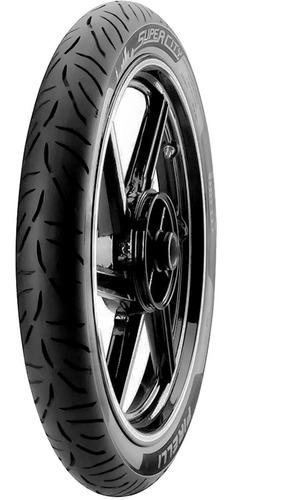Cubierta 80 100 18 = 2.75 18 Pirelli Super City S/camara M G