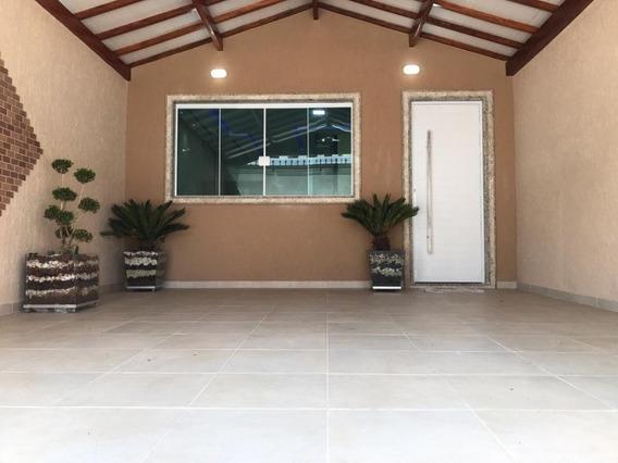 Casa Na Praia Grande, 70 Metros Do Mar - 234