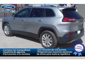 Jeep Cherokee Limited Premium 2015 Seminuevos