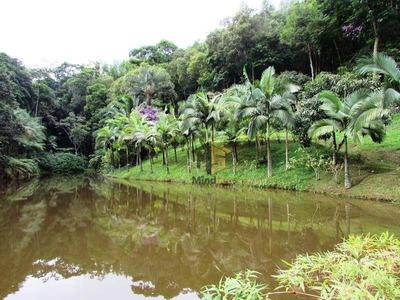 Sítio Rural À Venda, Turvo, São José Dos Campos. - Si0001