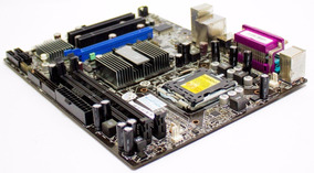 Kit Gamer Placa Mãe + Xeon 5450 + 8gb + Cooler ( Novo )