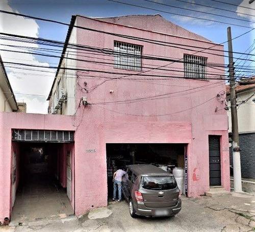 Imagem 1 de 15 de Salão À Venda, 288 M² Por R$ 1.650.000,00 - Mooca - São Paulo/sp - Sl0200