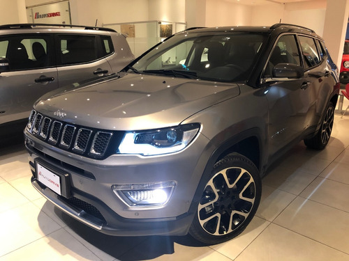 Jeep Compass 2.4 Limited Plus 4x4 H