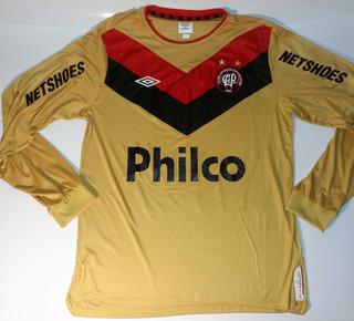Camisa Atlético Paranaense 2011 #rara #goleiro #furacão #cap