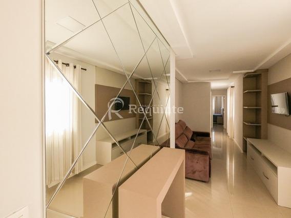 Apartamento Com 2 Suítes Mobiliado Em Itapema - 2058