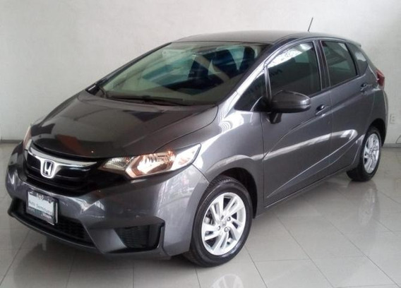 Honda Fit 5p Fun L4/1.5 Man