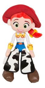 Toy Story 4 - Jessie - Peluche 40 Cm - Disney