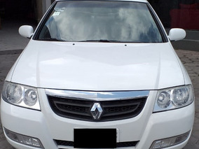 Renault Scala Expression 2012 Blanco