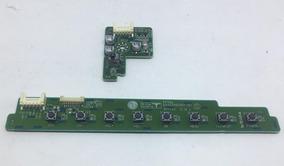 Sensor + Teclado Lg 32pc5rv Eax43062901(0) / Eax39084801(8)