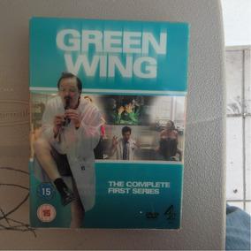 Dvd Serie De Green Wing En Ingles