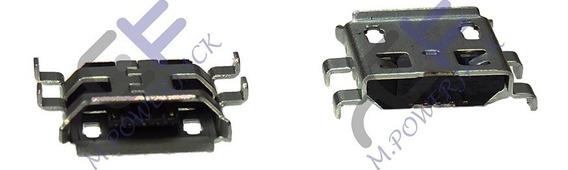 Conector Micro Usb Celular Multilaser Ms6 P3299