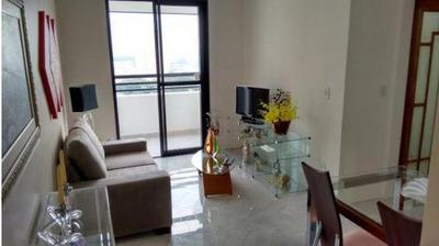 Apartamento Em Tatuapé, São Paulo/sp De 41m² 1 Quartos À Venda Por R$ 380.000,00 - Ap234296