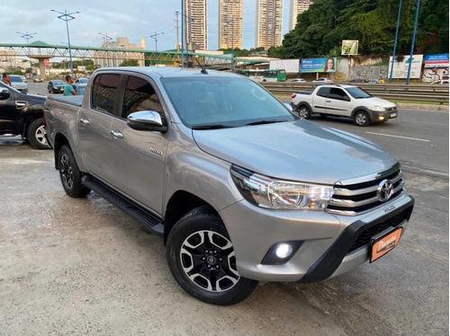 Imagem 1 de 8 de Toyota Hilux Cdsrva4fd 2018