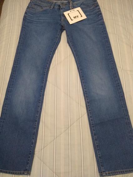 Jeans Mujer Maria Vazquez