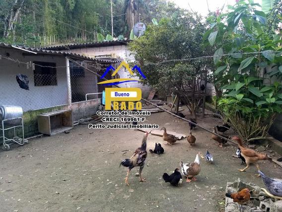 228 Terreno Com 3 Casas Em Juquitiba, Moradia Próximo Centro