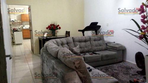 Sobrado Na Rua Antonio Frutuoso Barbosa - Vila Liviero - 6547