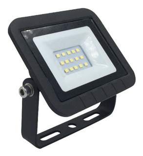 Reflector Proyector Led 10w Bajo Consumo Exterior Full
