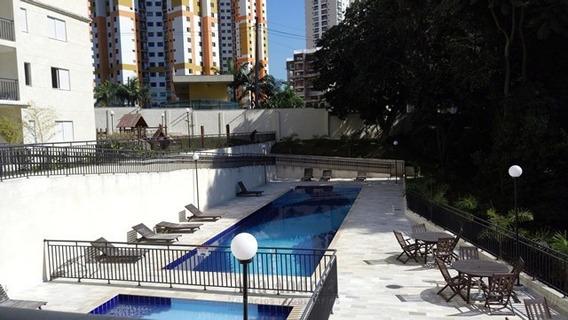 Apartamento A Venda Condomínio Cenário Do Taboão - 1111-1