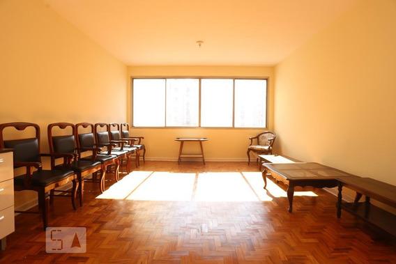 Apartamento Para Aluguel - Higienópolis, 3 Quartos, 118 - 893091727