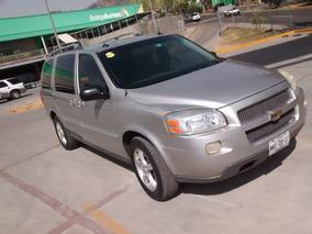 Chevrolet Uplander Extendida 2005