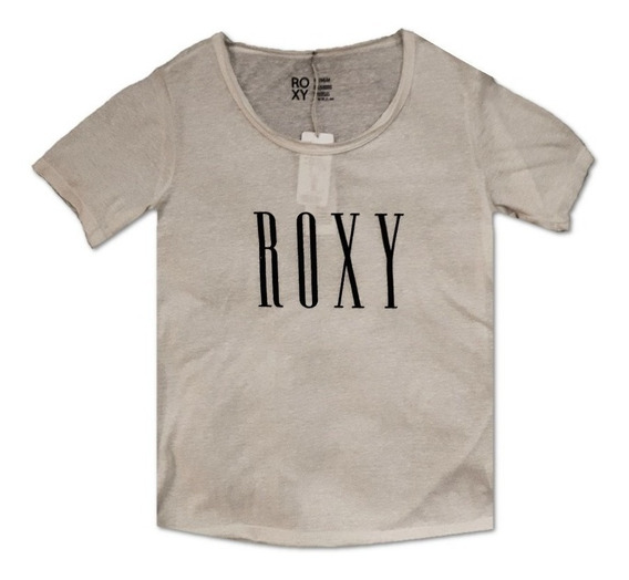 Remera De Mujer Roxy Mc Red Sunset 3192102017 Cbe