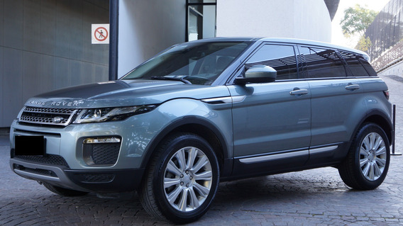 Land Rover Evoque 2.0 Hse 240cv 2017 43.000 Kms