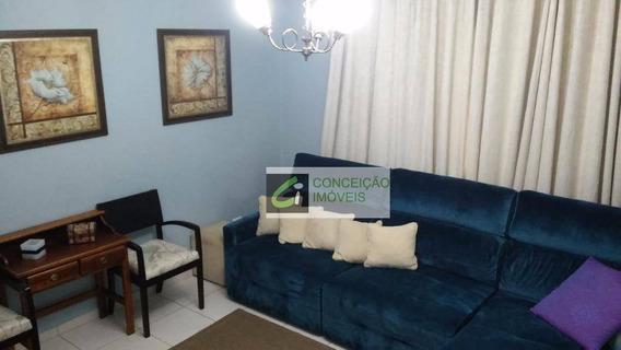 Sobrado Residencial À Venda, Vila Campestre, São Paulo. - So0141