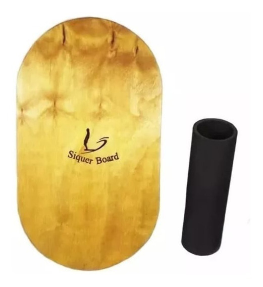 Prancha Equilíbrio Treino Surf Funcional Não É Tubo Papelão