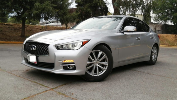 Infiniti Q50 2016 3.7 Perfection At