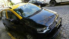 Volkswagen Taxi Suran 2014 Sin Licencia Gnc 5ta Generacion