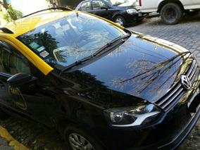 Volkswagen Taxi Suran 2014 Con Licencia Gnc 5ta Generacion