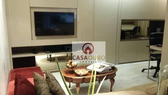 Apartamento Com 3 Quartos Transformados Em 2 À Venda, 168 M² Por R$ 735.000 - Serra - Belo Horizonte/mg - Ap0935