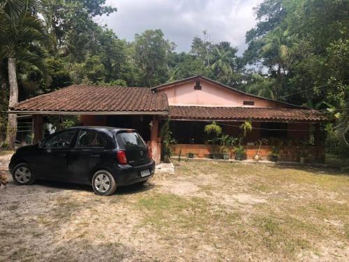 Chácara C/ 3 Dormitórios E Lago C/ Patos Em Itanhaém Litoral