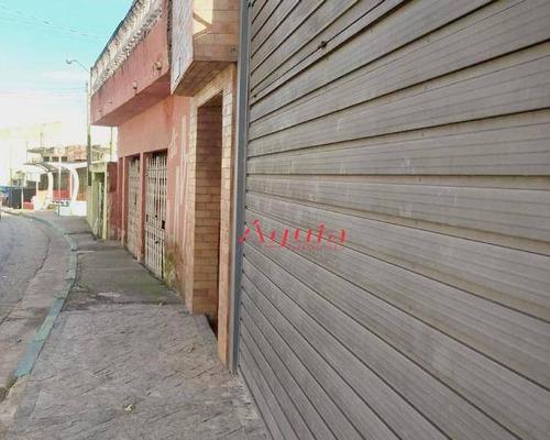 Galpão À Venda, 250 M² Por R$ 850.000,00 - Jardim Utinga - Santo André/sp - Ga0080