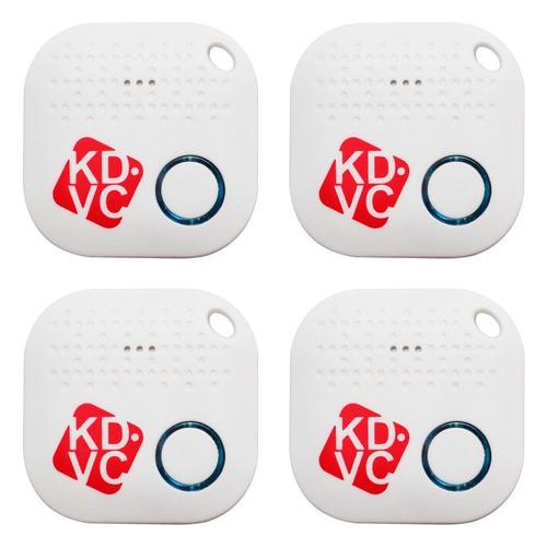 Imagem 1 de 3 de Kit 4 Motion Localizador Bluetooth Kdvc Celular Bluetooth