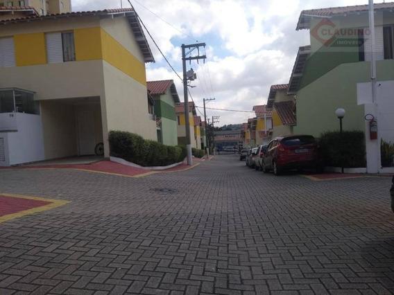 Sobrado Com 3 Dormitórios À Venda, 70 M² Por R$ 300.000 - São Mateus - São Paulo/sp - So1062