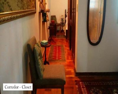 Sobrado Com 209m², 3 Dorm Sendo 1 Suite Com Closet, 3 Vagas De Garagem- Vila Moinho Velho - Ca00423 - 32773474