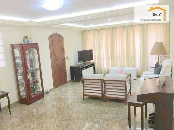 Sobrado Com 4 Dormitórios À Venda, 150 M² Por R$ 890.000,00 - Vila Alpina - São Paulo/sp - So0727
