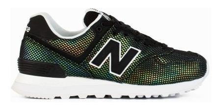 Zapatillas New Balance Wl574uba De Mujer